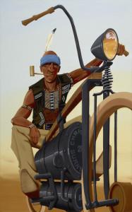 Chief by Chris Burks